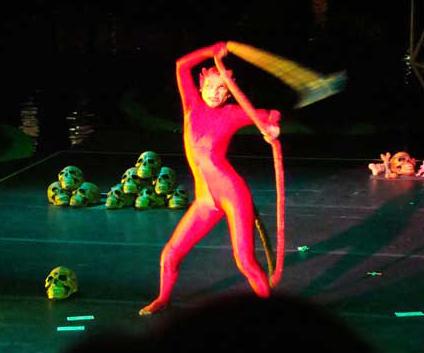Modern LA Dance